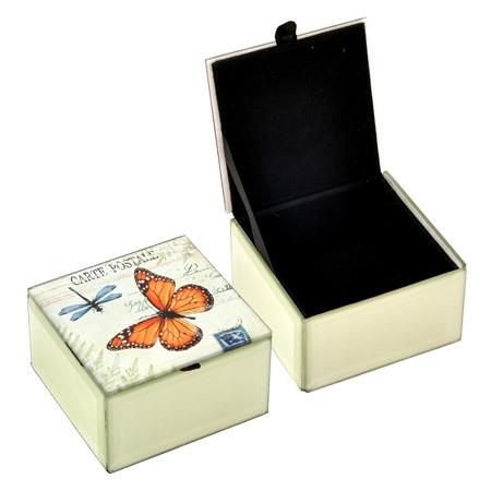 """Кутия за бижута """"Пеперуда"""""""