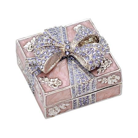 """Кутия за бижута """"Панделка"""""""