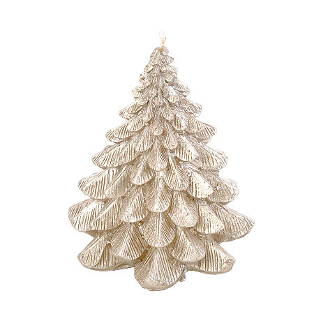 Коледна свещ елха