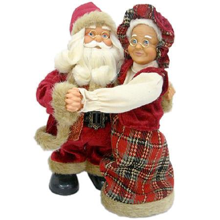 Дядо Коледа с баба