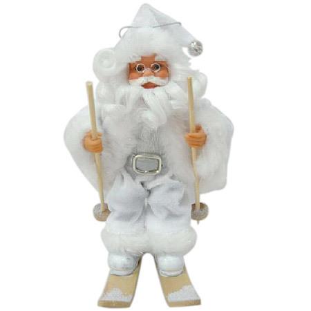 Дядо Коледа на ски