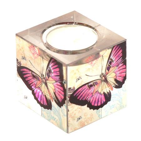 """Свещник """"Пеперуда"""""""