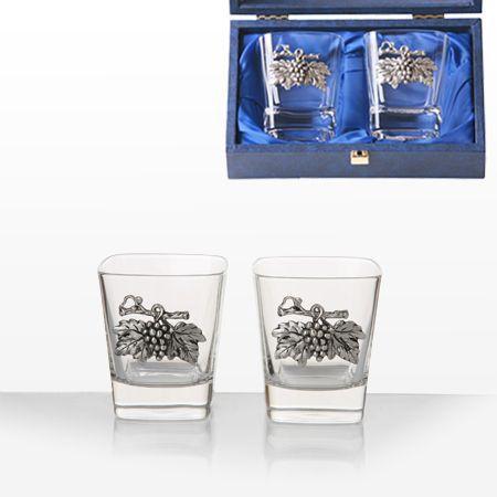Комплект 2 чаши за уиски