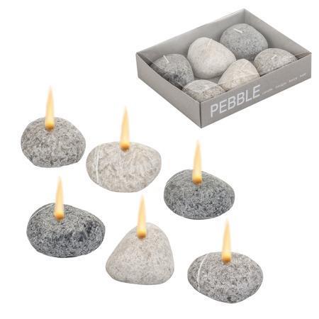 Свещи камъни