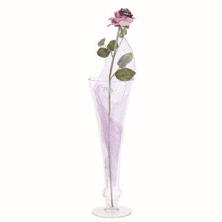 Малка роза пурпур